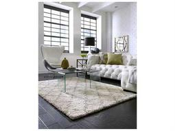Prima Shag Temara Rectangular Lattice Camel Area Rug