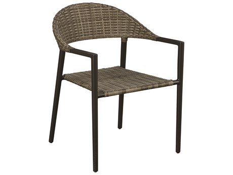 Lane Venture Essentials Dining Aluminum Wicker Chair
