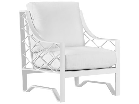Lane Venture Biscayne Bay White Sand Aluminum Lounge Chair