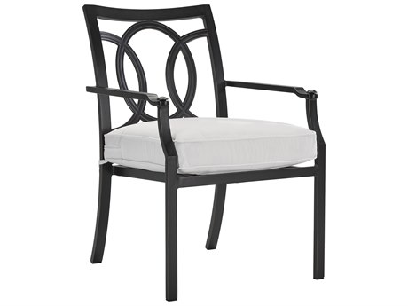 Lane Venture Raleigh Cast Aluminum Dining Arm Chair