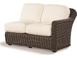 South Hampton RF One Arm Loveseat Replacement Cushions