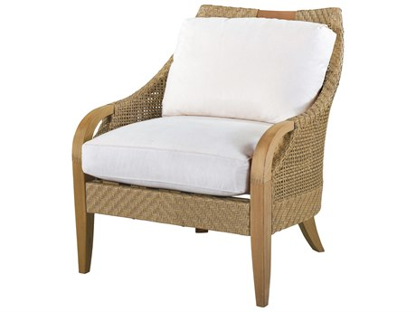 Lane Venture Edgewood Teak Lounge Chair