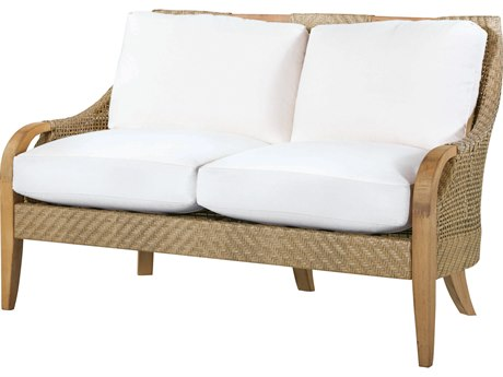 Lane Venture Edgewood Teak Loveseat