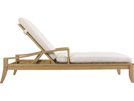 Lane Venture Aura Teak Adjustable Chaise