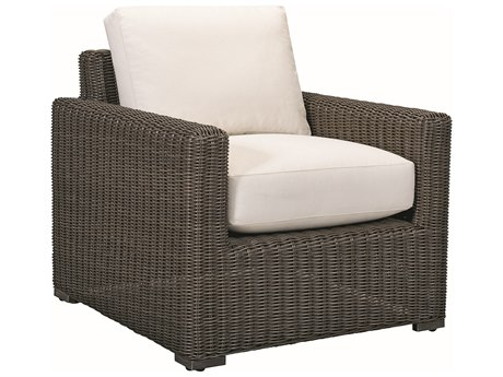Lane Venture Fillmore Wicker Lounge Chair