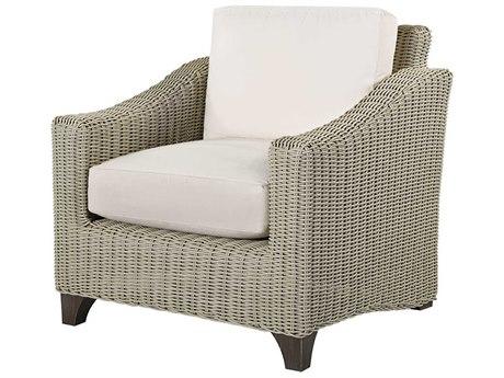 Lane Venture Requisite Wicker Lounge Chair