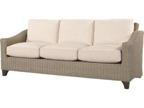 Lane Venture Requisite Wicker Sofa