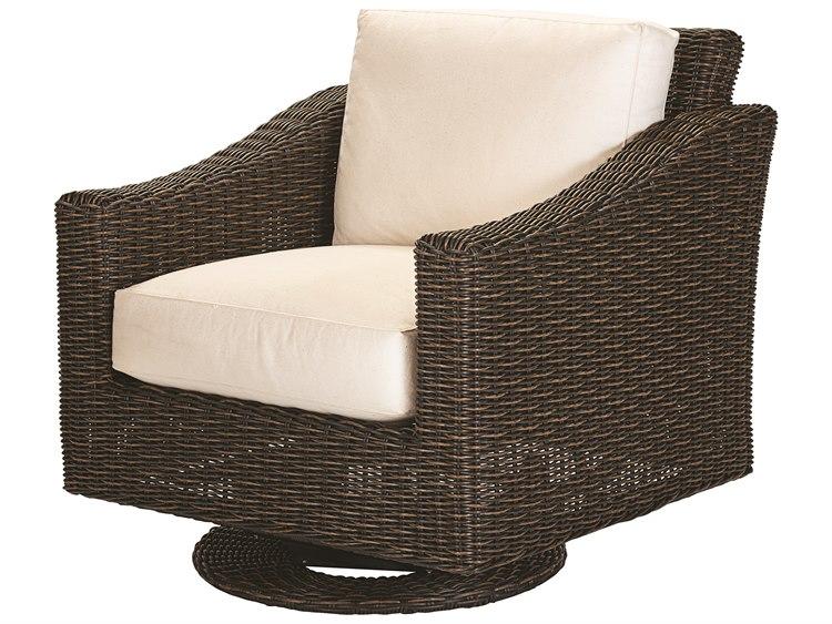 Terrific Lane Venture Requisite Wicker Swivel Glider Lounge Chair Beatyapartments Chair Design Images Beatyapartmentscom
