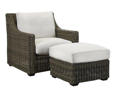 Lane Venture Oasis Ash Wicker Lounge Chair