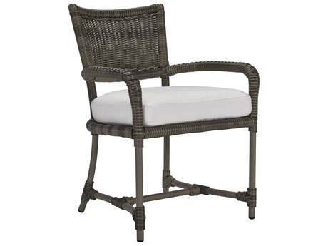 Lane Venture Oasis Ash Wicker Dining Arm Chair