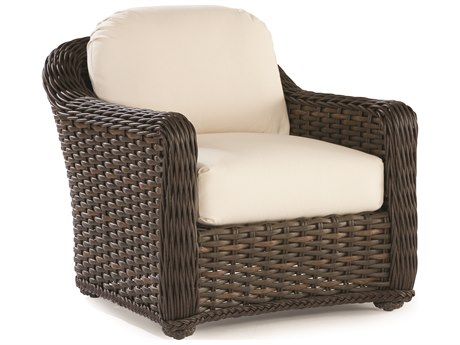 Lane Venture South Hampton Wicker Lounge Chair