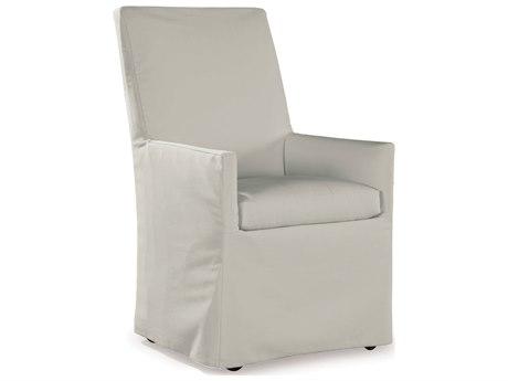 Lane Venture Bennett Aluminum Cushion Dining Chair