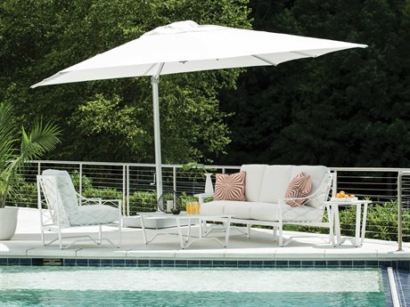 Lane Venture Biscayne Bay Aluminum Cushion Lounge Set PatioLiving