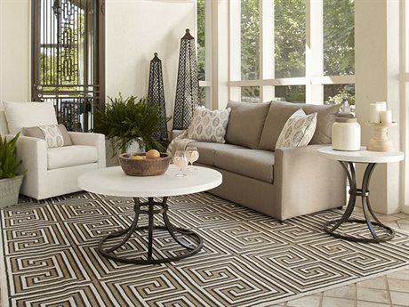 Lane Venture Charlotte Fabric Lounge Set