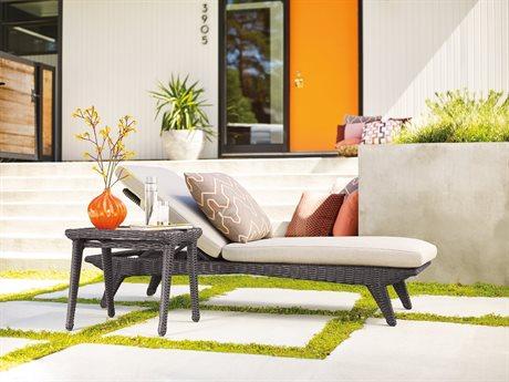 Lane Venture Cooper Wicker Lounge Set LAVCPRLNGSET
