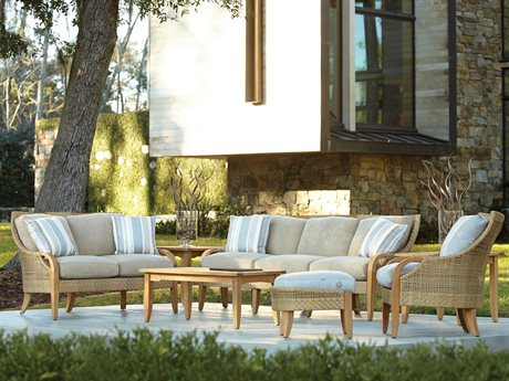 Edgewood Teak Lounge Set