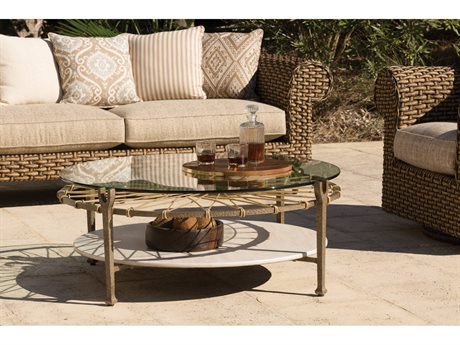 Lane Venture Hemingway Wicker Lounge Set