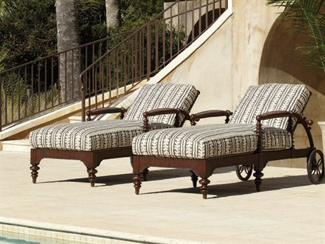 Lane Venture Hemingway Cast Aluminum Lounge Set LAVERNSTHWLNGSET4