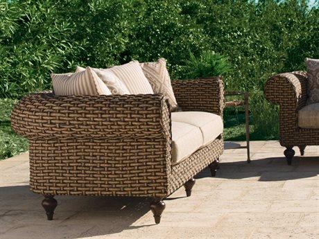 Lane Venture Hemingway Wicker Lounge Set