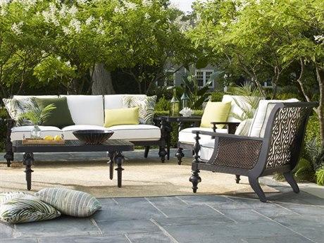 Lane Venture Hemingway Plantation Cast Aluminum Lounge Set