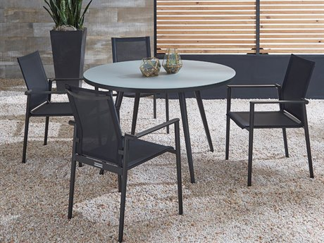 Lane Venture Essential Aluminum Dining Set PatioLiving