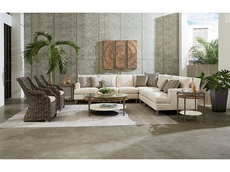 Lane Venture Jackson Sectional Lounge Set