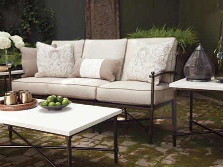 Lane Venture Langham Aluminum Lounge Set