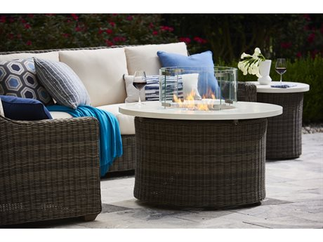 Lane Venture Oasis Wicker Lounge Set