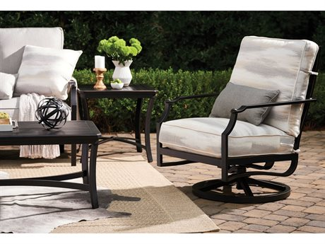 Lane Venture Raleigh Cast Aluminum Lounge Set