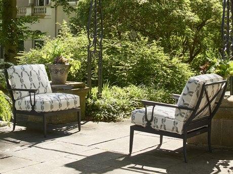Lane Venture Winterthur Estate Aluminum Lounge Chair Set