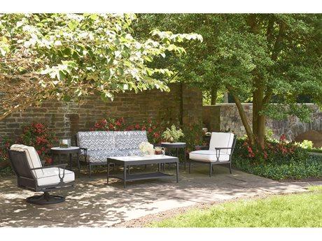 Lane Venture Winterthur Estate Aluminum Lounge Set