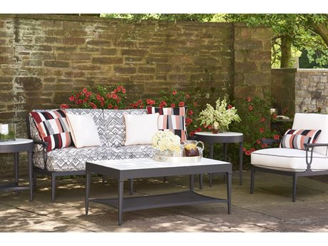 Lane Venture Winterthur Estate Aluminum Lounge Set