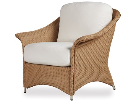 Lloyd Flanders Generations Wicker Lounge Chair