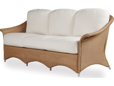 Lloyd Flanders Generations Wicker Sofa