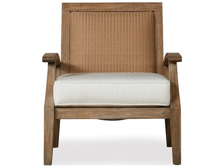 Lloyd Flanders Wildwood Teak Lounge Chair