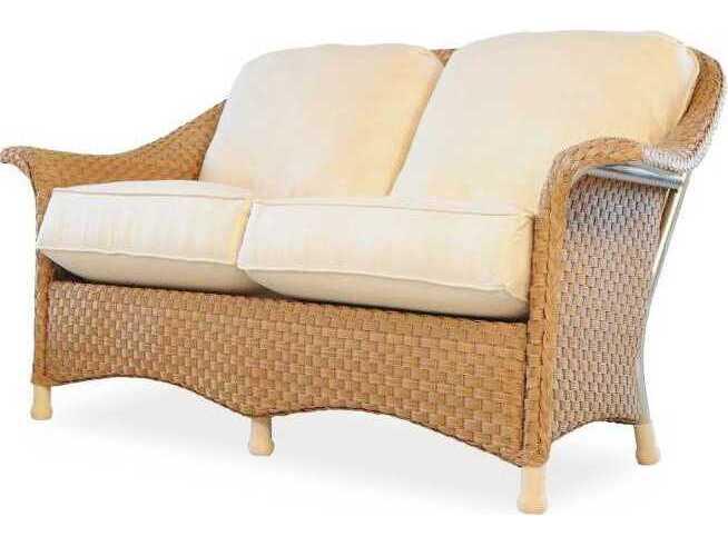 Lloyd Flanders Savannah Replacement Cushion For Loveseat Lf141050ch