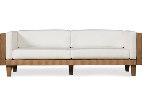 Lloyd Flanders Catalina Wicker Sofa