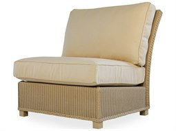 Lloyd Flanders Hamptons Wicker Side Lounge Chair