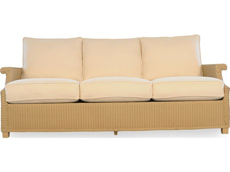 Lloyd Flanders Hamptons Wicker Sofa