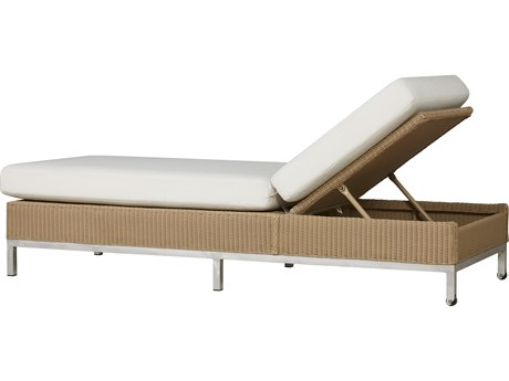 Lloyd Flanders Elements Replacement Cushions Chaise Seat