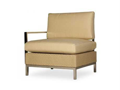 Lloyd Flanders Elements Replacement Cushion For Right Arm Lounge Chair