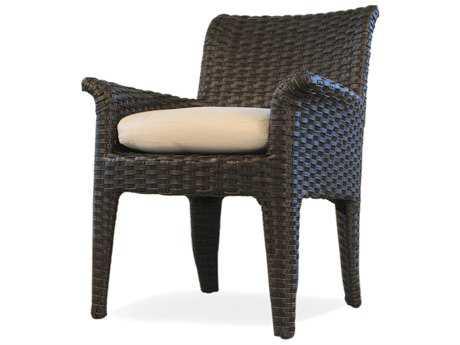 Lloyd Flanders Flair Wicker Dining Arm Chair