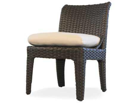 Lloyd Flanders Flair Wicker Dining Side Chair