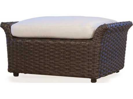 Lloyd Flanders Flair Wicker Ottoman