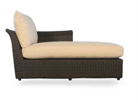 Lloyd Flanders Flair Replacement Cushion For Left Arm Chaise