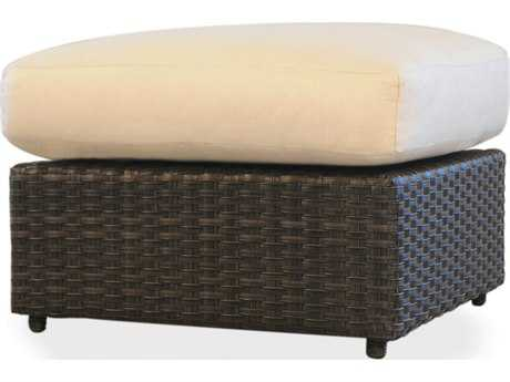 Lloyd Flanders Flair Wicker Large Ottoman