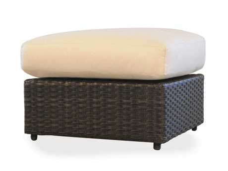 Lloyd Flanders Flair Replacement Cushion For Large Ottoman