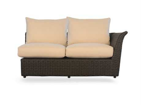 Lloyd Flanders Flair Replacement Cushion For Left Arm Loveseat
