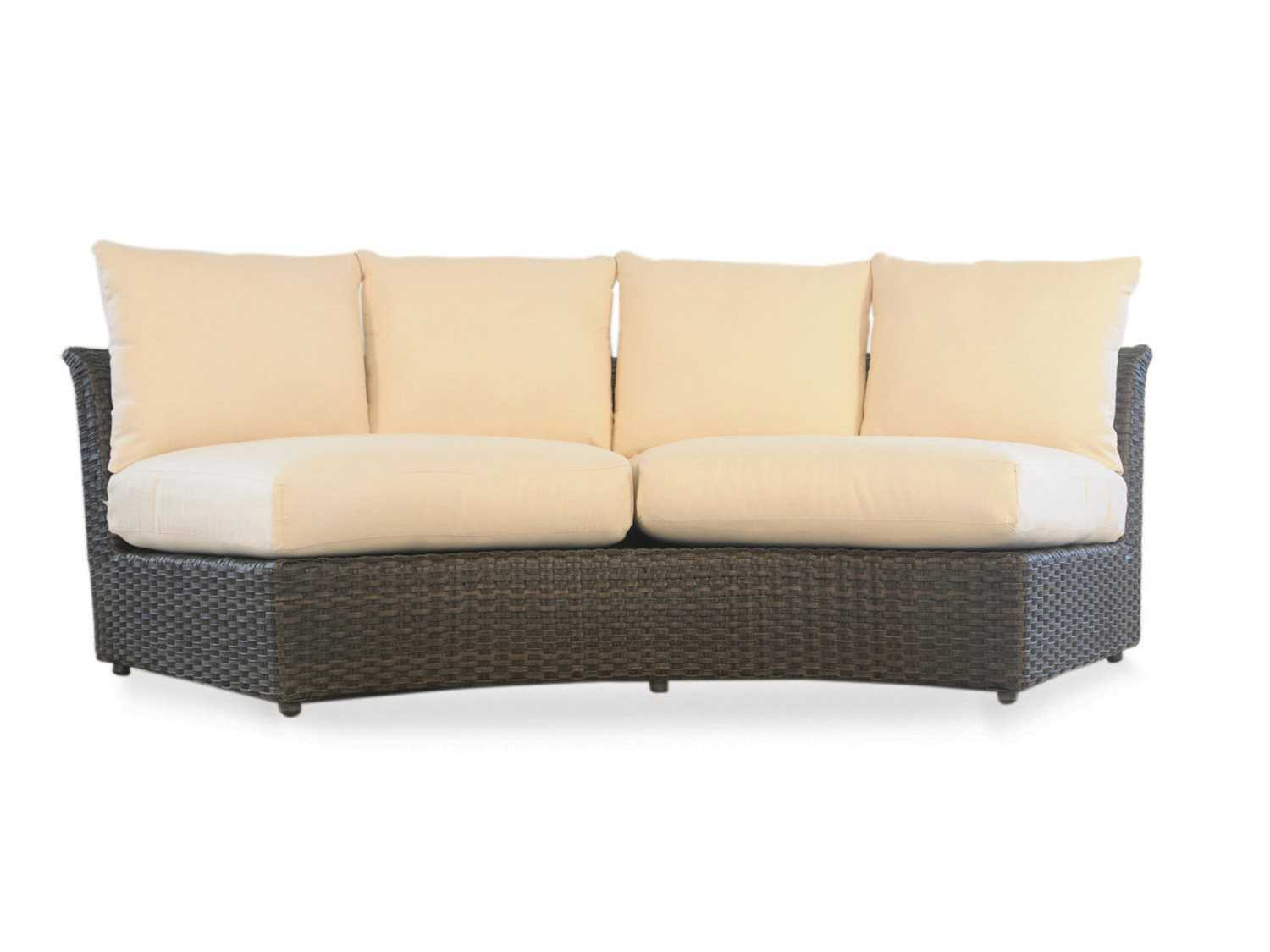 Lloyd Flanders Flair Replacement Cushion For Curved Sofa