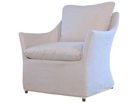Lloyd Flanders Sea Island Aluminum Lounge Chair